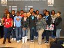 Omegas CEL Banquet/Lightner Kids at Civil Rights Museum