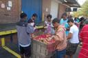 Omegas CEL Banquet/Lightner Kids work NC Food Bank as group project