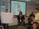 Omegas CEL Banquet/Lightner Youth at Self-Esteem Workshop