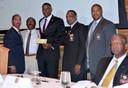 Undergrad Scholarship Winner at OLMF Banquet